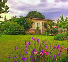 Country Garden by Quentin  Croft