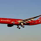 Air Greenland by ScottH711