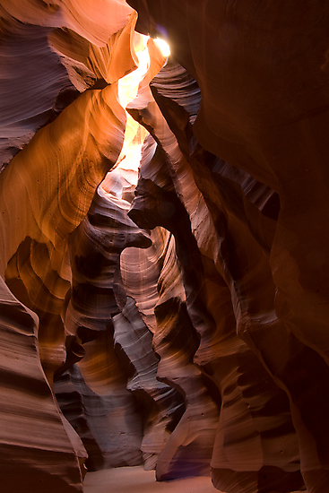 Upper Antelope Slot by Dan Sweeney