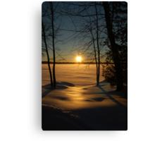 Unity Lake Canvas Print