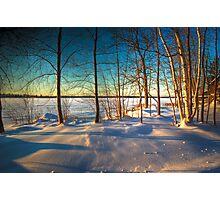 Unity Pond Photographic Print
