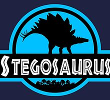 Jurassic World: Stegosaurus by pakozoic