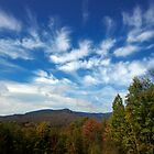 Mount Mansfield Sky by Stephen Beattie