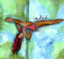 Pole Fitness - Mystical - Kelly by Eliza Fayle