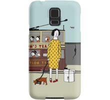 Old Tram Samsung Galaxy Case/Skin