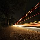 light trails by locknut