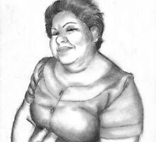 Abuela by Jeff Adams