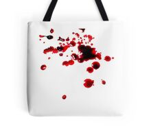 Blood Stained Tote Bag