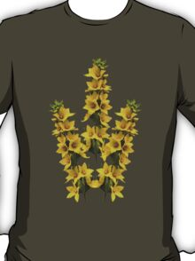 Dotted Yellow Loostrife, Muckross Head, Donegal T-Shirt