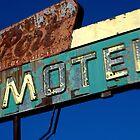Port Motel by Lynn McCann