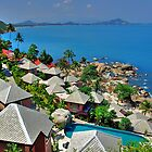 Roofs in Samui by Bla Trk