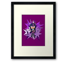 Twilight Sparkle Framed Print