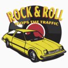 Rock & Roll Stops the Traffic by block33