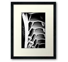 fractal ford Framed Print
