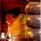 Reclining Budda at Wat Pho by Dan Sweeney
