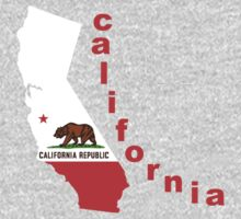 california state flag by peteroxcliffe
