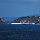 Lighthouse at Split Point by Hicksy