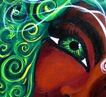 Koru Spirit-08 *Original available* by Donna Raymond