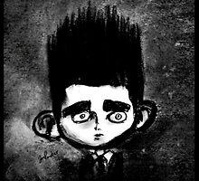 ParaNorman/Eraserhead by DandyJon