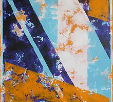 Abstract World 5 by Kim Bender