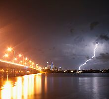 Night Strike by D Byrne