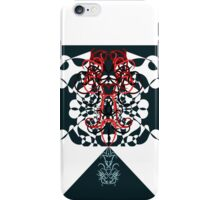 Psychadelic Alice 1 iPhone Case/Skin