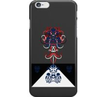 Psychedelic Alice 2 iPhone Case/Skin