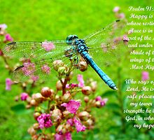 Psalm 91:1-2 by Michael Reimann