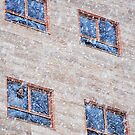 Watching the Snow Storm by Mohsen Bayramnejad