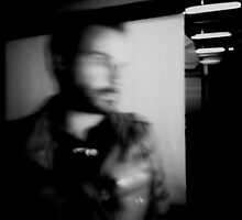 Pinhole Self Portrait by Jesse Richards