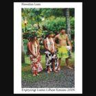 Hawaiian Luau by Dennis Begnoche Jr.