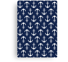 Anchors Away! Canvas Print