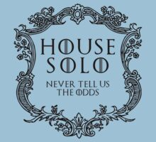 House Solo (black text) by houseorgana