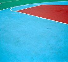 Basketball court by Aneurysm