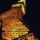 tokyo tower by CathySurgeoner