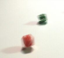 Dancing Dice by Stephen Thomas