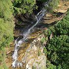 Wentworth Falls by Ande Reid