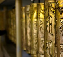 Prayer Wheels by coquetboy
