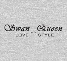 Swan Queen - Love with Style by namastedesign