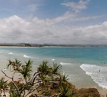 The Pass Byron Bay by Andrew Carruthers