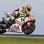 Rossi 2007 Lukey Heights Phillip Island by Mirko Mujica