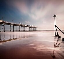 Teignmouth Pier by greenbunion