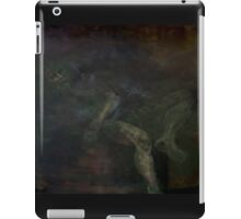 NARCISSISM, AN ABYSS, A DEATHLY SLEEP iPad Case/Skin