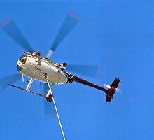 Chopper Blue by peaceofthenorth