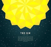 The Sun by scarriebarrie