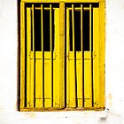 Yellow Window by Vikram Franklin