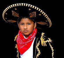 Cuenca Kids 596 by Al Bourassa