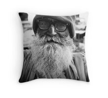 Indian Portraits10 Throw Pillow