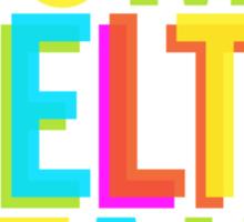 sigma delta tau Sticker