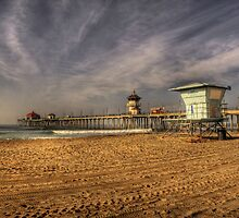 Huntington Beach Pier by socalgirl